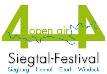 Altes Logo des SieghtalFestivals