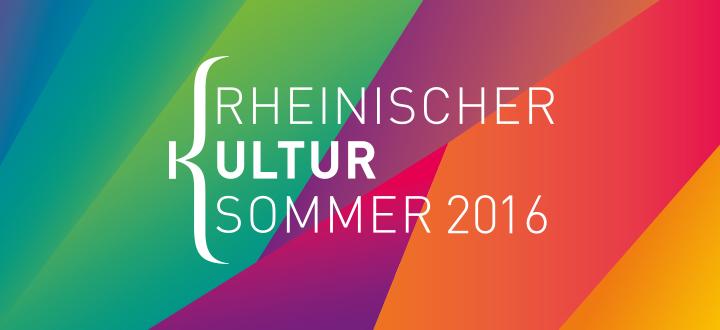 Logo Rheinischer Kultursommer